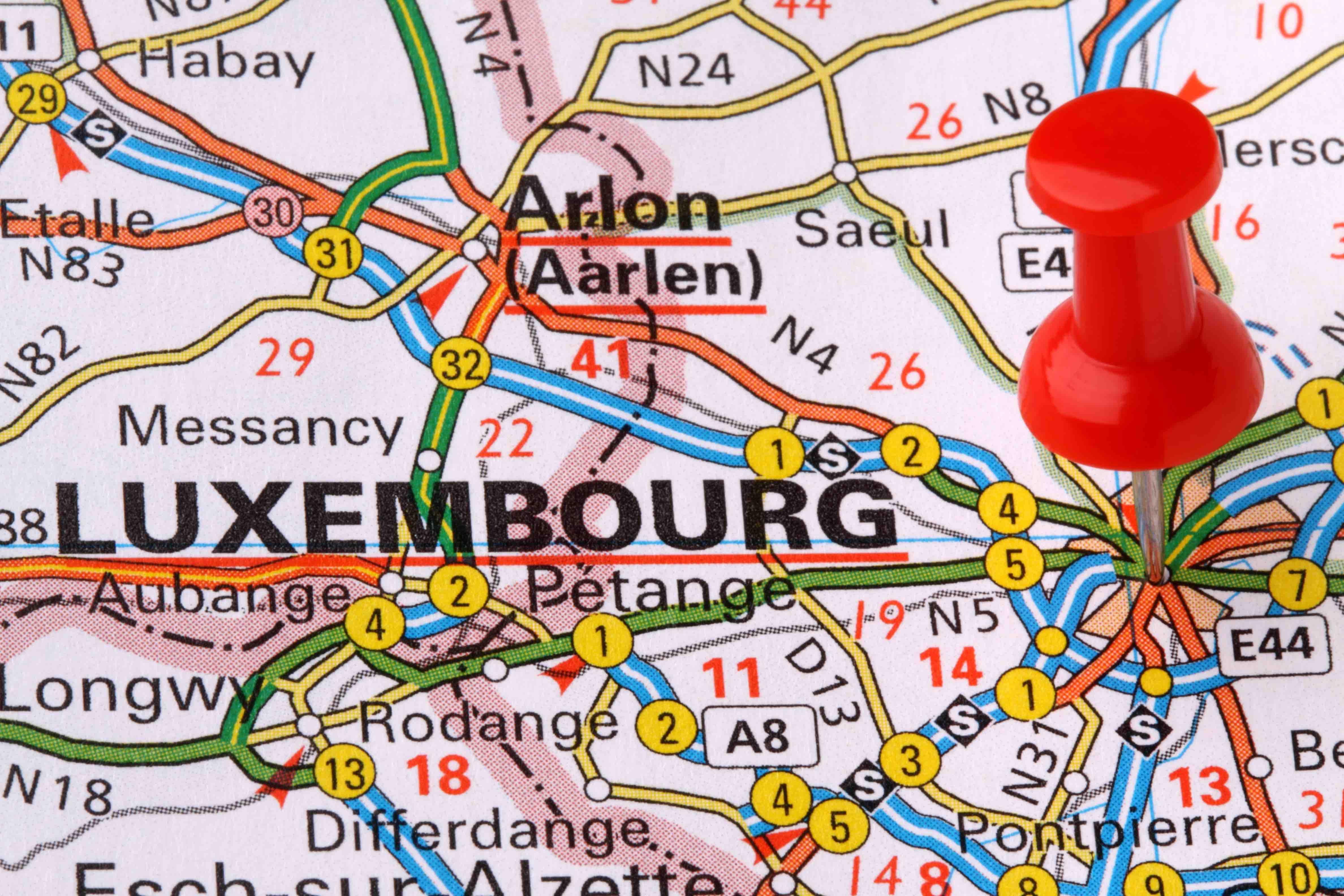 Richtig Fahren Und Parken In Luxemburg Mylife